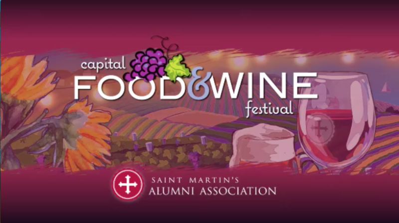 Capital Food & Wine Festival Video, first frame still